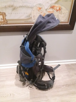 Deuter baby hiking carrier
