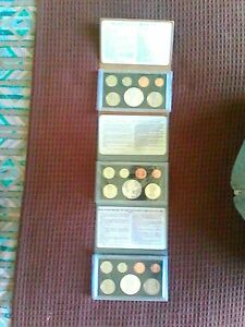 """Selling my collection of """"New Zealand Proof Coin Set"""" Mansfield Brisbane South East Preview"""