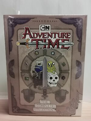 Adventure Time: The Complete Series [DVD]  ,NEW, Free SHIPPING