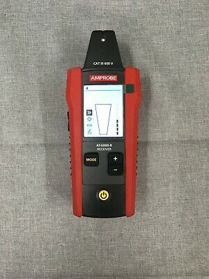 Amprobe At-6000 Wire Tracer Comes With At-6000-t At-6000-r Only Free Sh