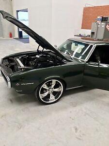 """1968 Pontiac Firebird Coupe 454 Big Block, 9"""" Diff Perth Perth City Area Preview"""