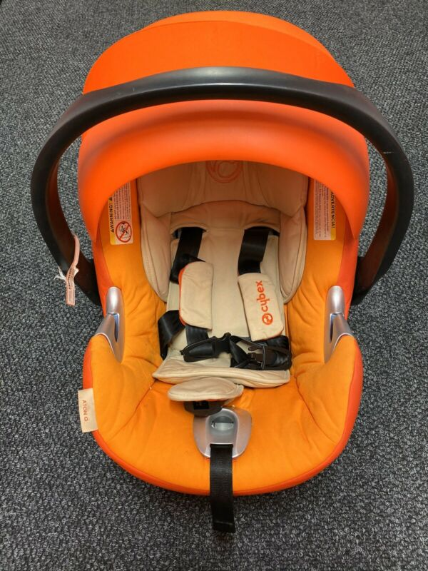 Cybex Anton Q Autumn Gold Infant Car Seat 2014