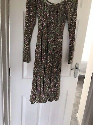 Issa Silk Dress, uK 10