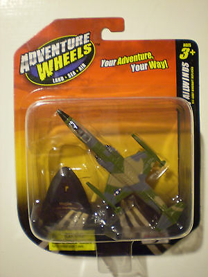 MAISTO Adventure Wheels Tailwinds F-104 STARFIGHTER
