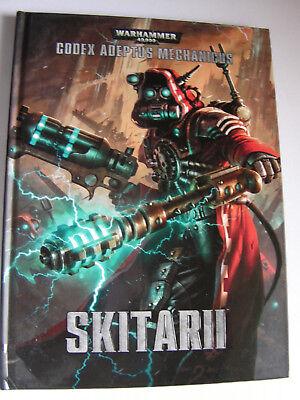 Warhammer - Warhammer - Skitarii - Supplement Book - Hardback Copy
