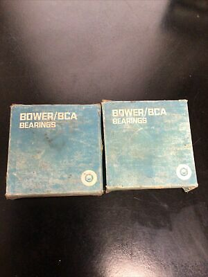 Lot Of 2 Bower Cylindrical Roller Bearings 308