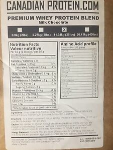 Isolate protein blend for sale