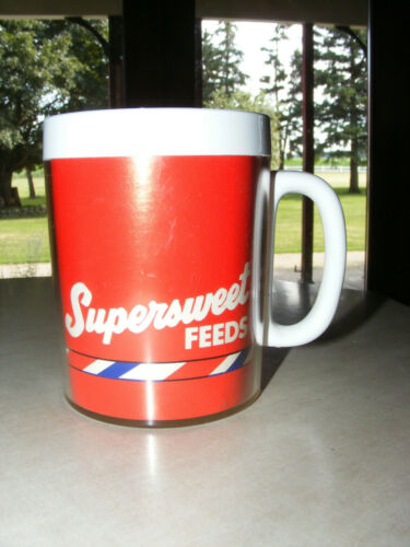 Vintage SUPERSWEET FEEDS COFFEE CUP and items