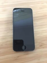 Iphone 5 64gb unlocked Woodlands Stirling Area Preview