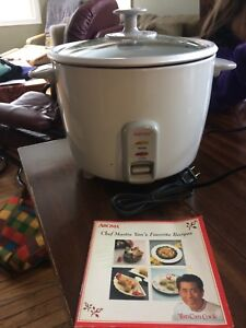 Aroma Rice Cooker 10 cup