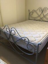 Freedom Queen bed and Sealy mattress Mitchelton Brisbane North West Preview