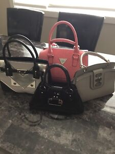 Nine West and Guess Handbags