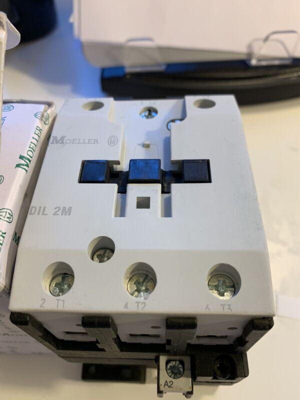 DIL2M  110-120V  Moeller    CONTACTOR