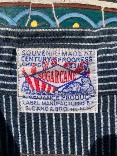 1934 SUGAR CANE WORLD