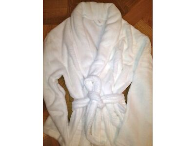 *NEW* Luxurious MEN'S Spa Bath Robe SOFT 2 Large pockets & waist tie ON SALE!!