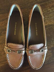 Etienne Aigner Leather Shoes