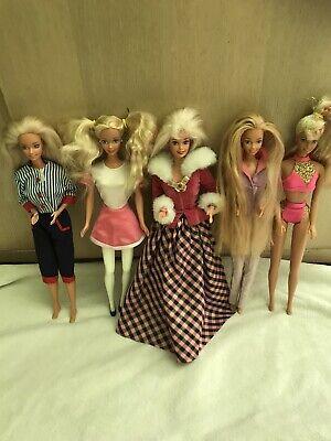 vintage barbie bundle, Job Lot, Collection In Excellent Condition