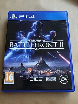 Star Wars Battlefront 2 II (Sony PlayStation 4) PS4 Video Game
