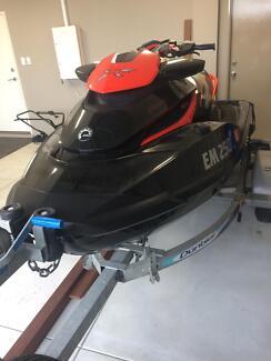 SeaDoo RXT260