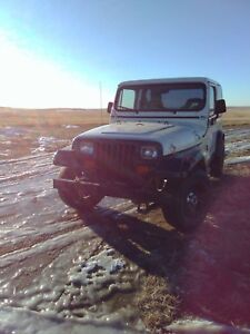 Looking to buy Jeep YJ