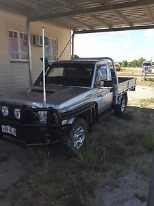 2015 Toyota LandCruiser Ute Lissner Charters Towers Area Preview