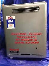 1 x Shop Soiled Rinnai HD250e - LPG - 50ºC-  Hot Water Unit Caringbah Sutherland Area Preview