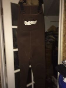 Youth waders large