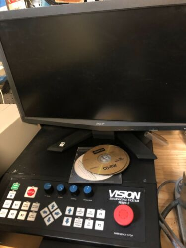 Phoenix 1212 Engraver With Visión Series 2 Controller