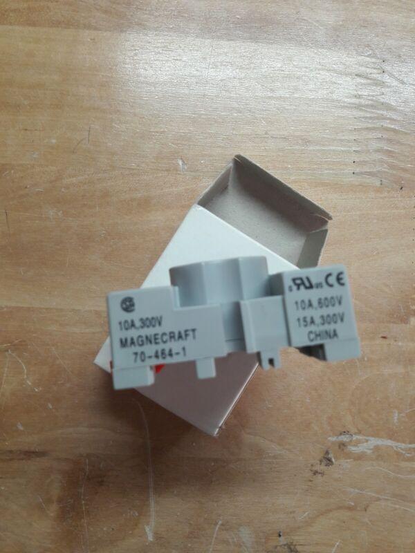 Magnecraft Relay Socket 70-464-1
