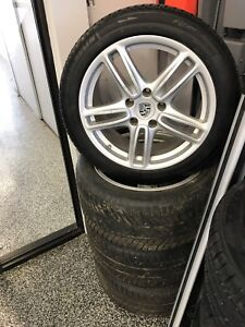 Porsche Panamera wheels/mags and tires