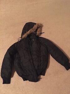 No Boundaries Ladies Junior Winter Coat Size Medium GUC