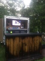 Big Creek Coolers. Refrigerated trailer rental