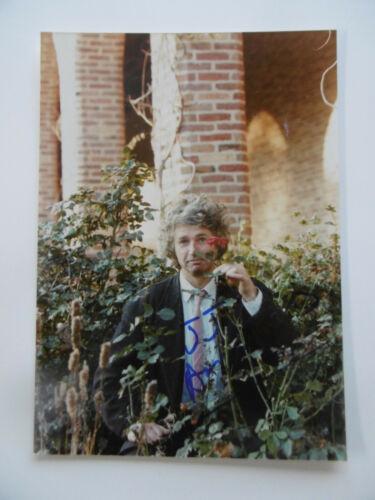 Jean-Jacques Annaud Autogramm signed 13x18 cm Bild