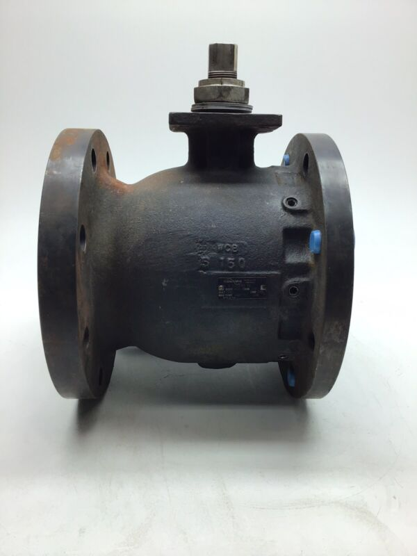 """FLOWSERVE 5146T 150 R6 BODY WCB BODY BALL VALVE 316 WORCHESTER CONTROLS 6"""""""