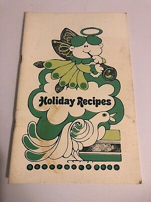 Texas Electric Service Company ~ Holiday Recipes