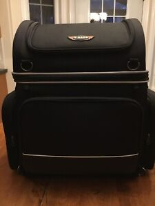 """""""T Bags"""" Cross Country Motorcycle Luggage"""