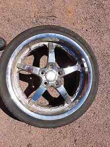 """19"""" ANZ chrome rims to suit holden Whyalla Norrie Whyalla Area Preview"""