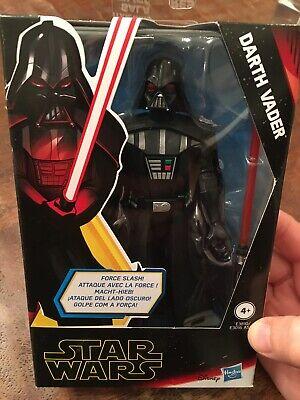 STAR WARS GALAXY OF ADVENTURES Darth Vader Action Figure