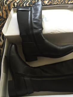 New Black ladies Boots Ryde Ryde Area Preview