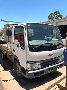 madza 200i truck Raceview Ipswich City Preview