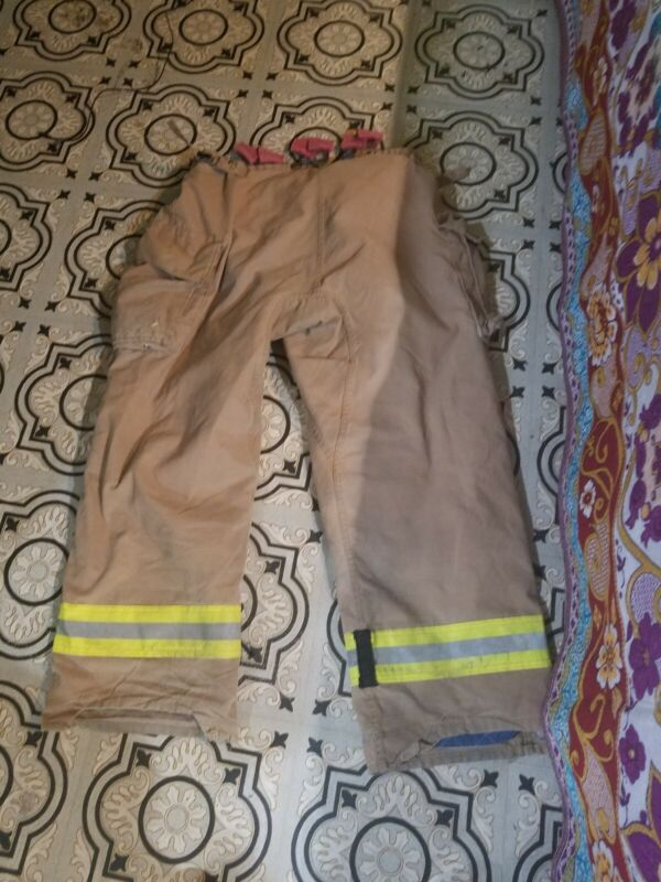 Morning Pride Firefighter Bunker Gear Turn Outs - PANTS (BEST PRICE ANYWHERE)