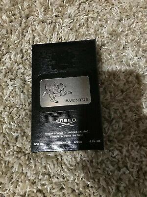Creed Aventus Men's Eau de Parfum Millesime Spray - 4oz. Spray Brand New in Box!