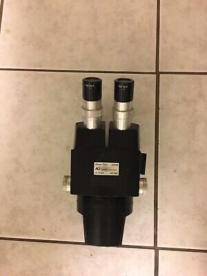 American Optical Ao 580 Stereo Star Microscope 10x-60x