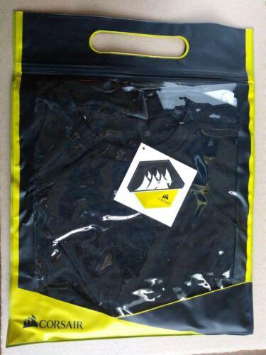 CORSAIR Components Gear Computer Gaming Keyboard T-shirt XL