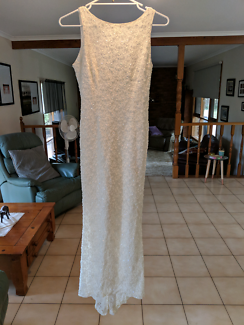 Formal wedding deb dress