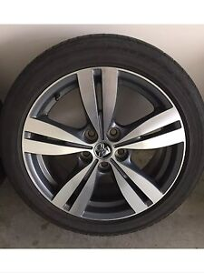 WTB VF SV6/SS Commodore Wheels and Tyres George Town George Town Area Preview