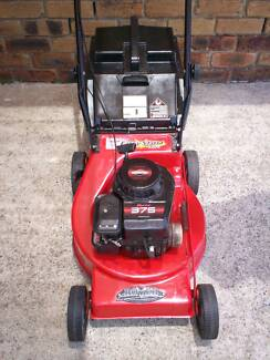 LAWN MOWER REPAIR SERVICE.USED+NEW MOWER PARTS,OIL.