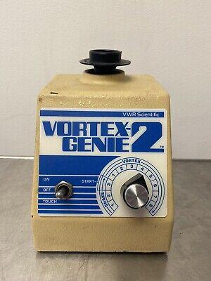 Vwr Scientific Industries Vortex Genie 2 Shaker G-560 Pre-owned Tested