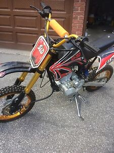 SLD- 150cc motocross dirt bike  $1200