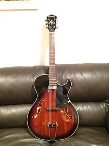 Washburn HB-15 Archtop (Acoustic with pickup)